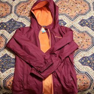 Children's Columbia Small jacket/coat purple